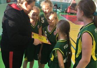 Дівчата 2007 року народження одержали три перемоги в чотирьох матчах