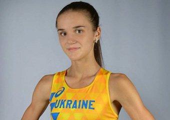 Світлана Жульжик - срібна призерка Чемпіонату Європи з легкої атлетики серед юніорів!
