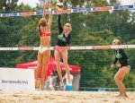 Наші вихованці взяли участь в чемпіонаті Європи з волейболу пляжного