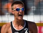 Ілля Ковальов - чемпіон України та володар Суперкубку України з волейболу пляжного