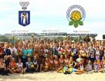 Відбувся відкритий Кубок Києва з волейболу пляжного