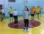 Відбулося новорічне Свято волейболу