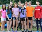 Наші учні на міжнародних змаганнях з легкої атлетики в Польщі