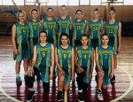 Дівчата 2003 року народження зіграли в п'ятому турі юнацької баскетбольної ліги