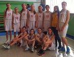 Наші юнаки та дівчата зіграли в черговому турі юнацької баскетбольної ліги