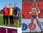 Наші вихованці стали переможцями Всеукраїнської Універсіади з легкої атлетики