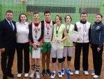 Наші вихованці зіграли в першому турі зимового чемпіонату України з волейболу пляжного