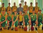 Юнаки 2001 та 2005 років народження зіграли у Всеукраїнській юнацькій баскетбольній лізі