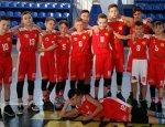 Юнаки 2008 року народження перемогли у матчах юнацької баскетбольної ліги