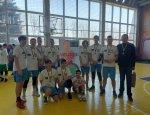 Юнаки 2006 року народження - бронзові призери чемпіонаті України з баскетболу