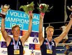 Ілля Ковальов - бронзовий призер юніорської першості Європи з пляжного волейболу
