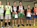 ІІ тур зимового чемпіонату України з волейболу пляжного серед юнаків до 15 років