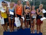 І тур Чемпіонату України з пляжного волейболу серед юнаків та дівчат до 16 років