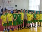 Відбувся ІІІ тур юнацької баскетбольної ліги серед юнаків 2003 року народження