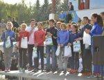 Команда Рівненської ОСДЮСШОР посіла перше місце серед легкоатлетів України!