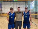 Відбувся чемпіонат України з волейболу пляжного серед молоді віком до 22 років