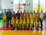 Відбувся перший тур ВЮБЛ серед юнацьких команд дівчат 2007 року народження
