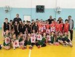 Відбулася відкрита Першість ОСДЮСШОР з баскетболу - «Різдвяні зірки 2019»