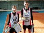 Наші волейболісти - треті на зимовому чемпіонаті України!
