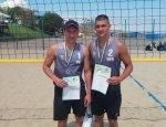 Відбувся чемпіонат України з волейболу пляжного серед юніорів