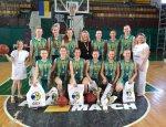 Дівчата 2003 року народження зіграли у фіналі юнацької баскетбольної ліги