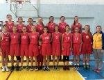 Дівчата 2004 року народження стартували в юнацькій баскетбольній лізі