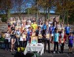 Відбулась відкрита першість ОСДЮСШОР з легкої атлетики серед юнаків та дівчат