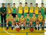 Юнаки 2001 року народження грають за 1-15 місця юнацької баскетбольної ліги