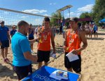 Наші волейболісти здобули путівки на Чемпіонат Європи