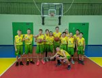 Юнаки 2007-2008 років народження успішно зіграли в юнацькій баскетбольній лізі
