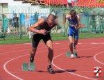 Наші легкоатлети взяли участь у чемпіонаті Волинської області