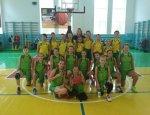 Стартувала обласна юнацька баскетбольна ліга