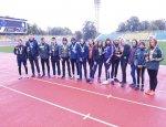 Наші вихованці - серед переможців Відкритого Кубку Ужгорода з легкої атлетики