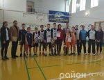 І тур зимового чемпіонату України з волейболу пляжного серед юнаків до 15 років